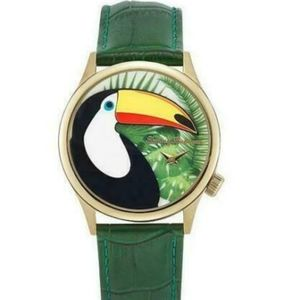 Tommy Bahama Toucan in Paradise Green Watch
